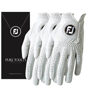 FJ Pure Touch Glove 3 Pack